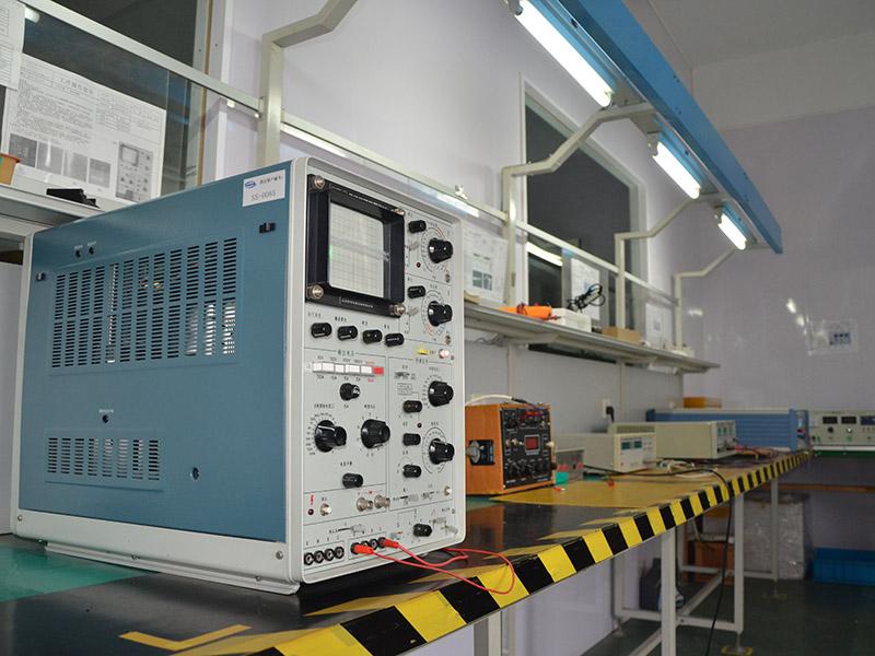 晶体管测试